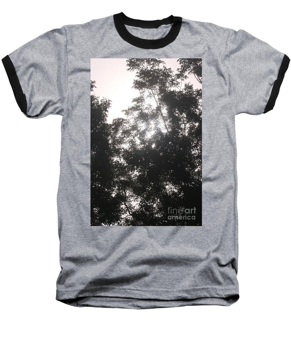 Light Baseball T-Shirt featuring the photograph Soft Light by Nadine Rippelmeyer