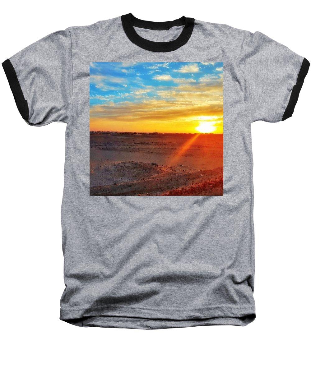 Landscapes Baseball T-Shirts