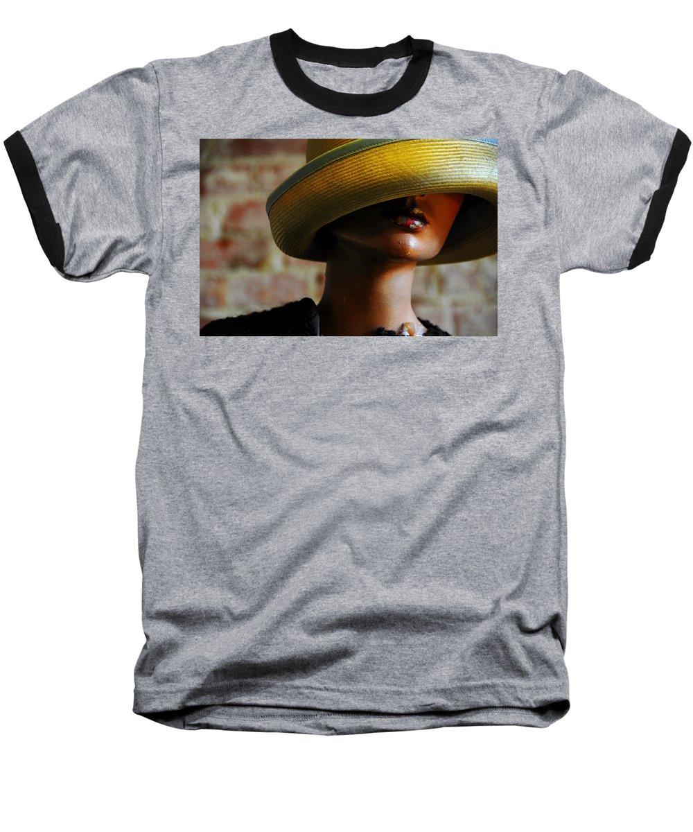 Aged Baseball T-Shirt featuring the photograph Tel Aviv by Skip Hunt
