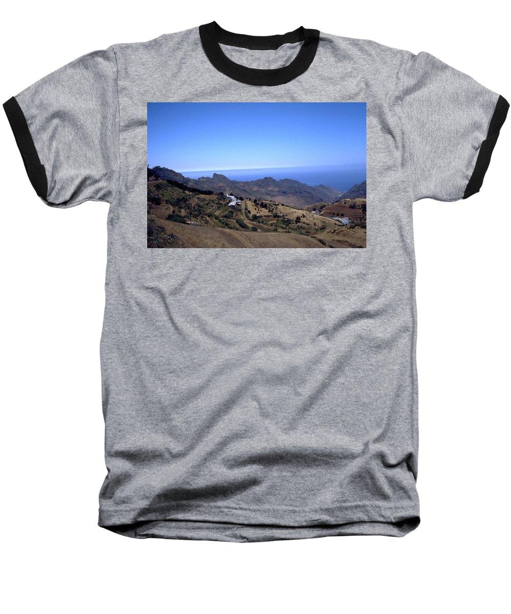 Tenerife Baseball T-Shirt featuring the photograph Tenerife II by Flavia Westerwelle