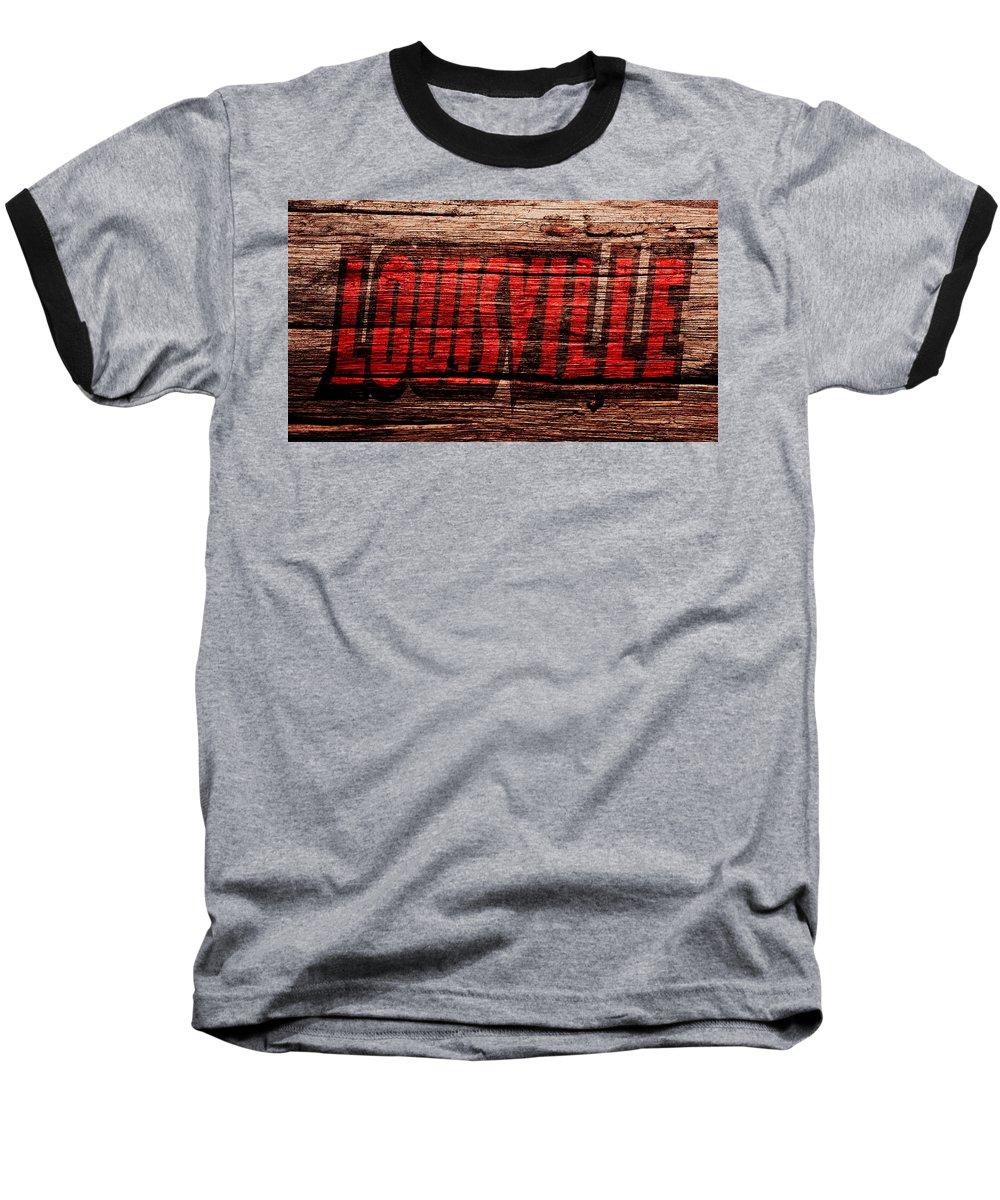 premium selection d9d9f ac30d The Louisville Cardinals 1b Baseball T-Shirt