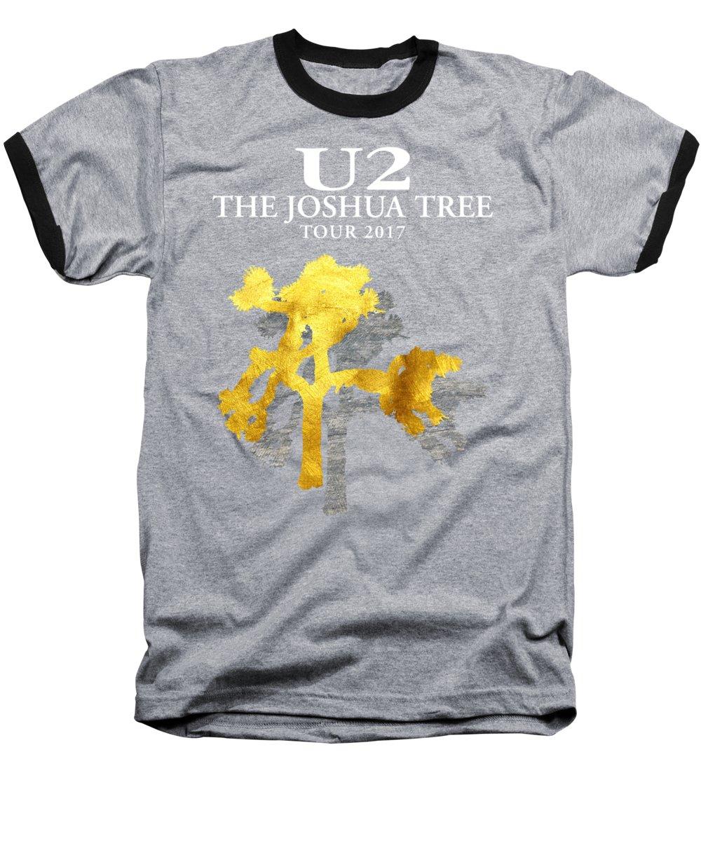U2 Baseball T-Shirts