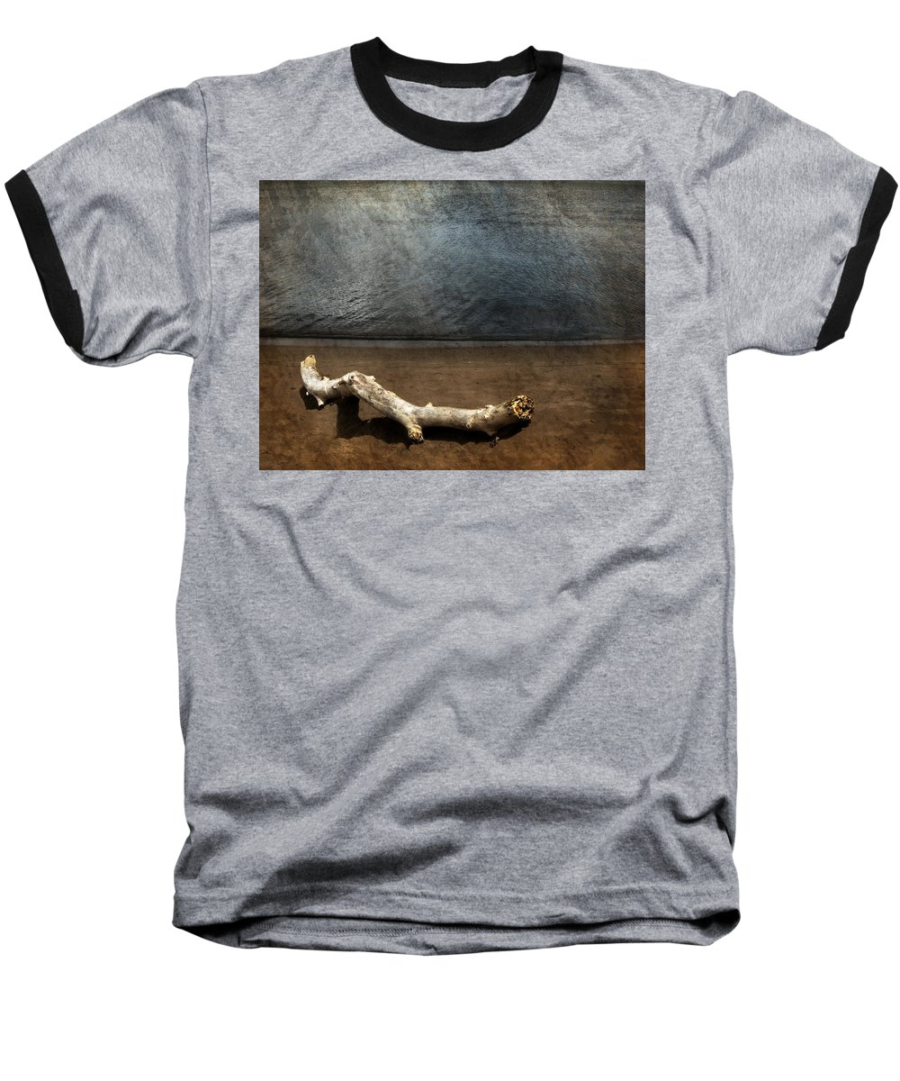 Ocean Baseball T-Shirt featuring the photograph Where No One Knows My Name by Dana DiPasquale