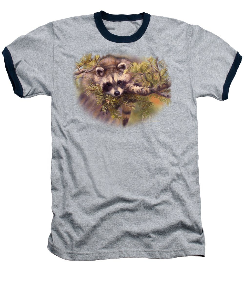 Raccoon Baseball T-Shirts