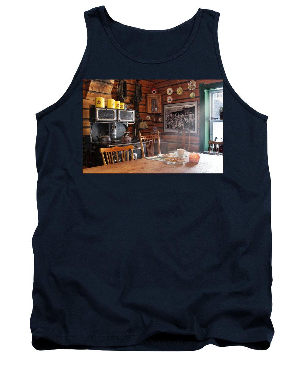 601 Klondyke Ave Tank Top featuring the photograph The Kitchen by Juli Scalzi