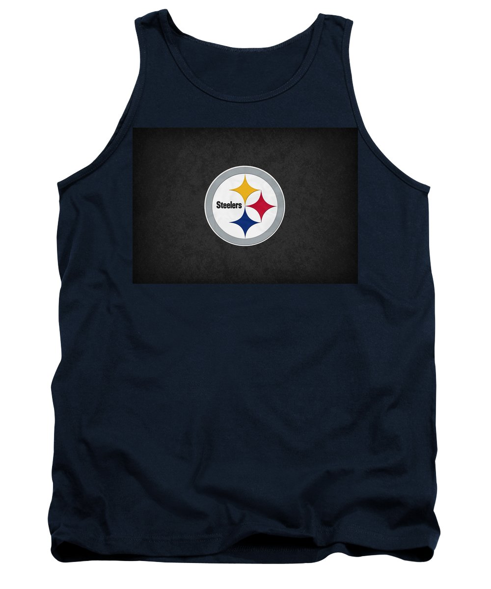 Steelers Tank Top featuring the photograph Pittsburgh Steelers by Joe Hamilton