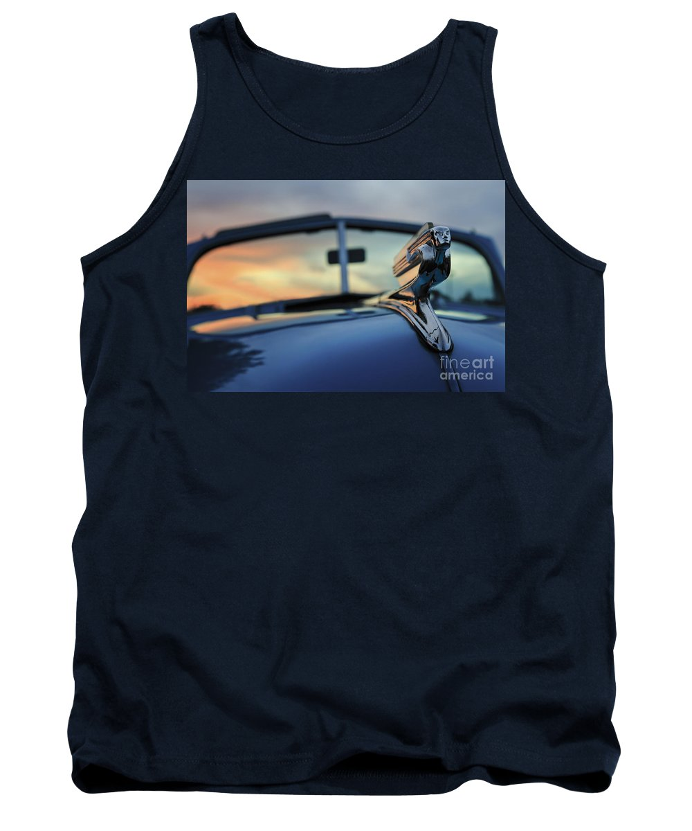1941 Tank Top featuring the photograph 1941 Sunset by Dennis Hedberg