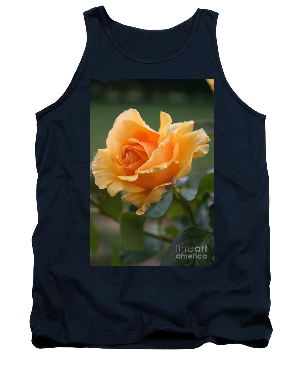Rose Tank Top featuring the photograph In Full Bloom by Christiane Schulze Art And Photography