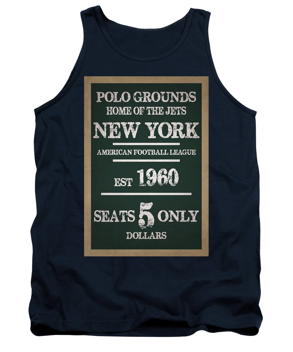 Jets Tank Top featuring the photograph New York Jets by Joe Hamilton