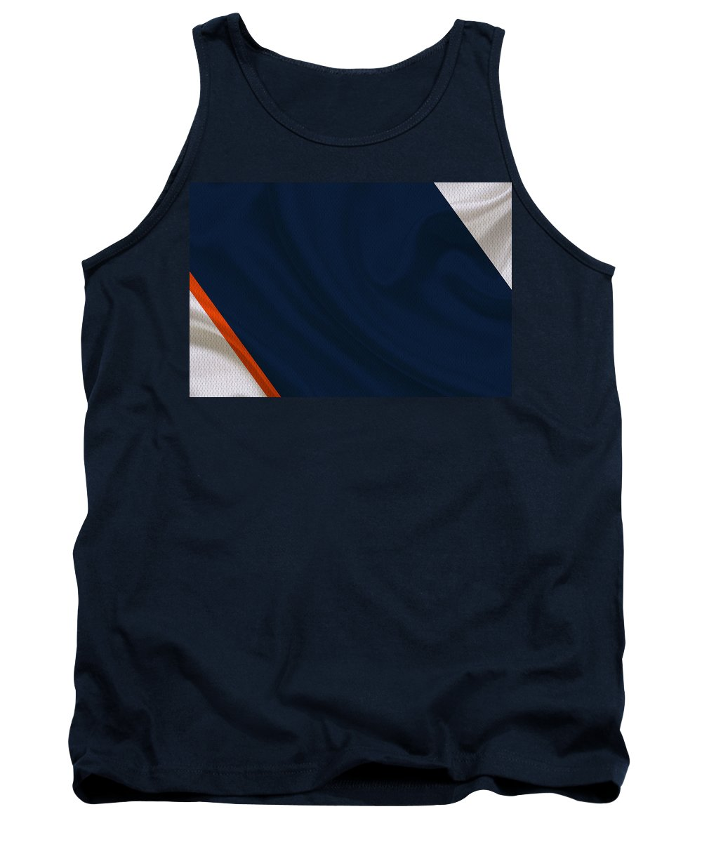 Broncos Tank Top featuring the photograph Denver Broncos by Joe Hamilton