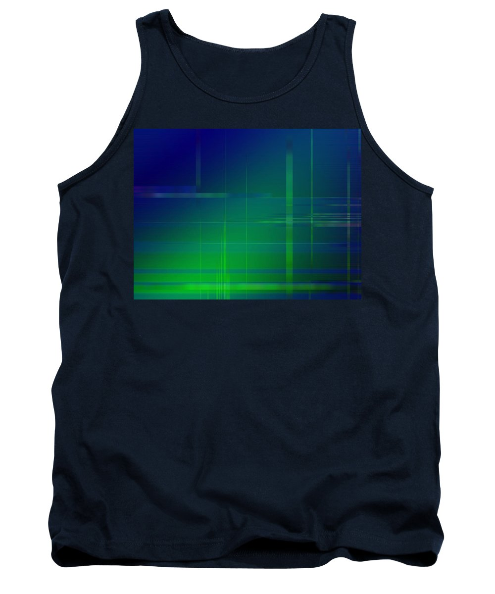 Backdrop Tank Top featuring the photograph A Weave As A Background by Tim Antoniuk