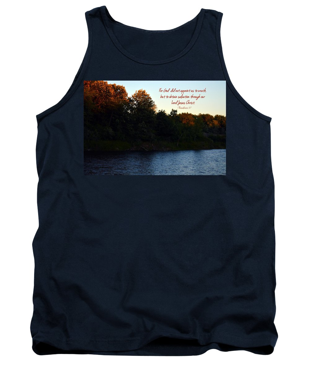 Lake Tank Top featuring the photograph Appointed by Kim Blaylock