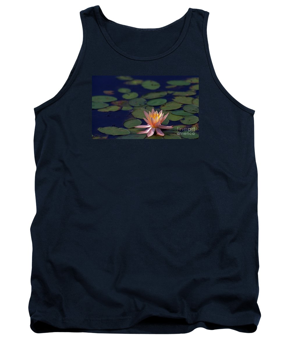 Pictures Of Flowers Tank Top featuring the photograph Beauty In Simplicity by Skip Willits