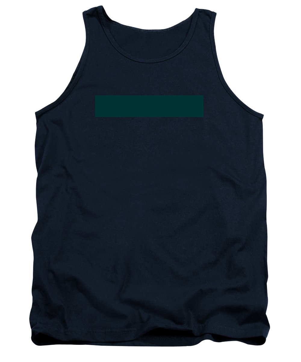 Abstract Tank Top featuring the digital art C.1.0-51-51.5x1 by Gareth Lewis