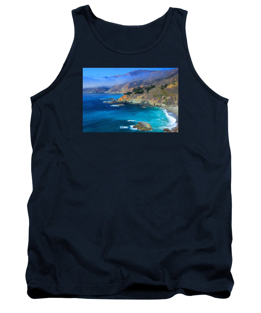 Ocean Tank Top featuring the photograph Distractions by Kris Hiemstra