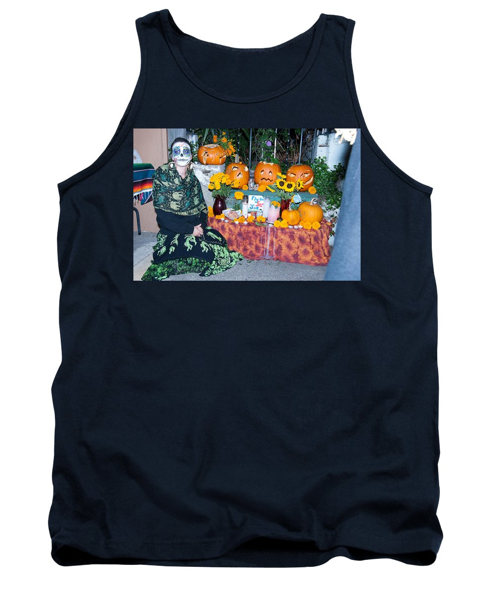 Dia Tank Top featuring the photograph Fly On Joe by Bradley Bennett