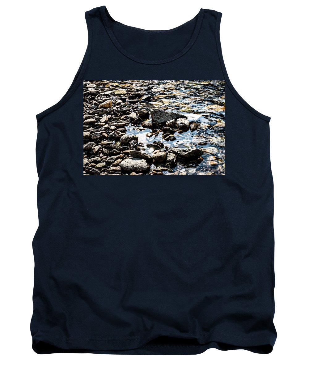 Autumn Tank Top featuring the photograph Lights And Shadows  by Sotiris Filippou