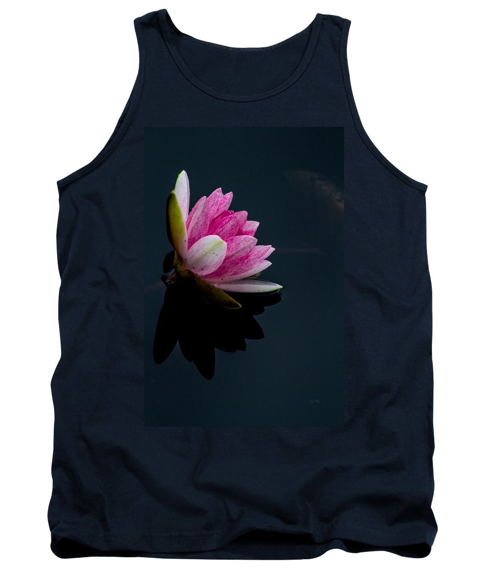 Plant Tank Top featuring the photograph Mirror... Mirror On The Water by Eti Reid