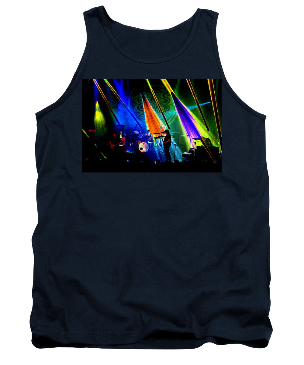 Gov't Mule Tank Top featuring the photograph Mule #13 Enhanced Image 2 by Ben Upham
