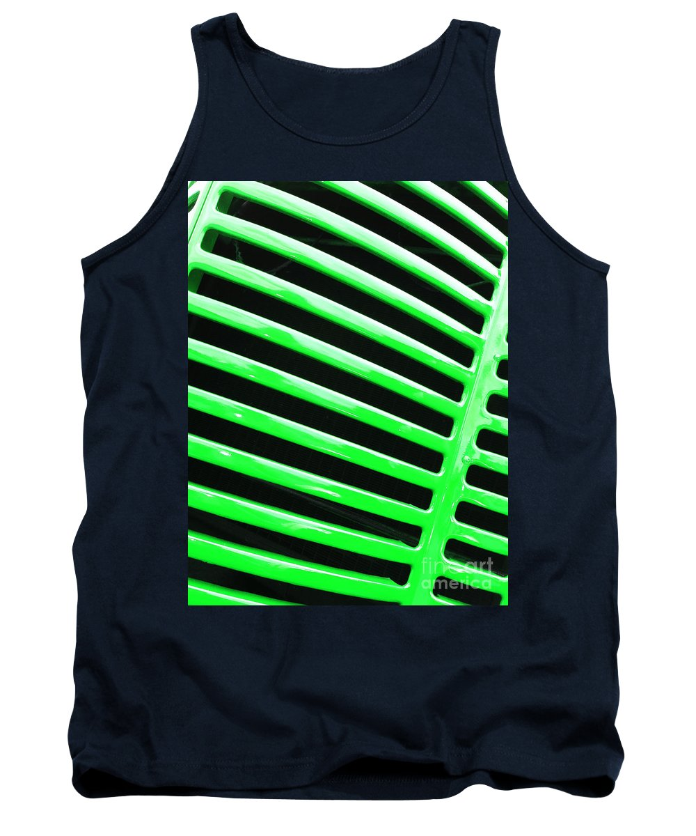 Jamie Lynn Gabrich Tank Top featuring the photograph Observe Green by Jamie Lynn