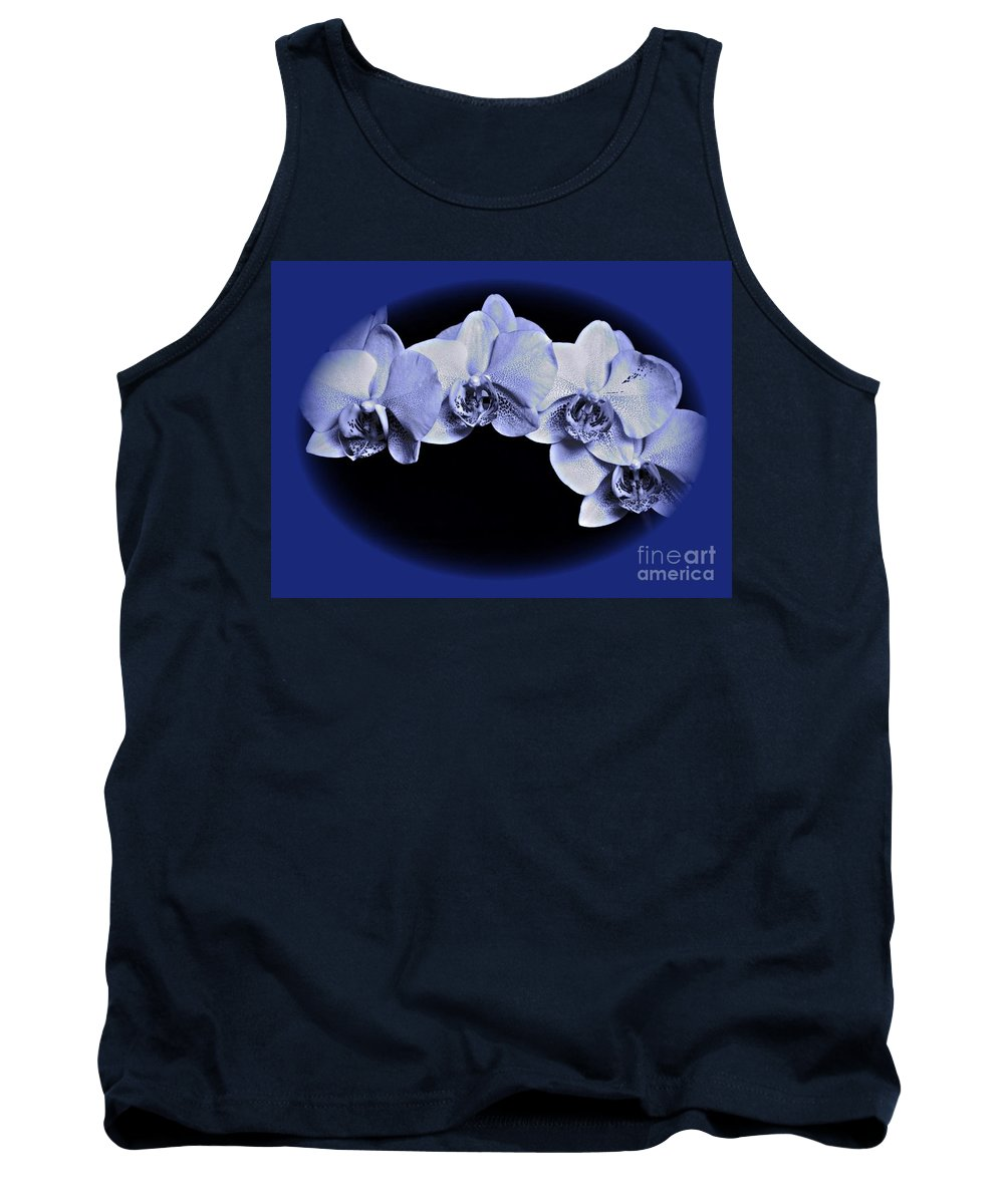 Phalaenopsis 2 Tank Top featuring the photograph Phalaenopsis 2 by Chalet Roome-Rigdon