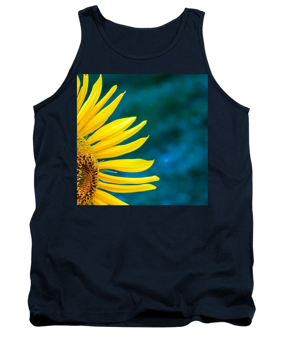 Flowers Tank Top featuring the photograph Shy by Shari Brase-Smith