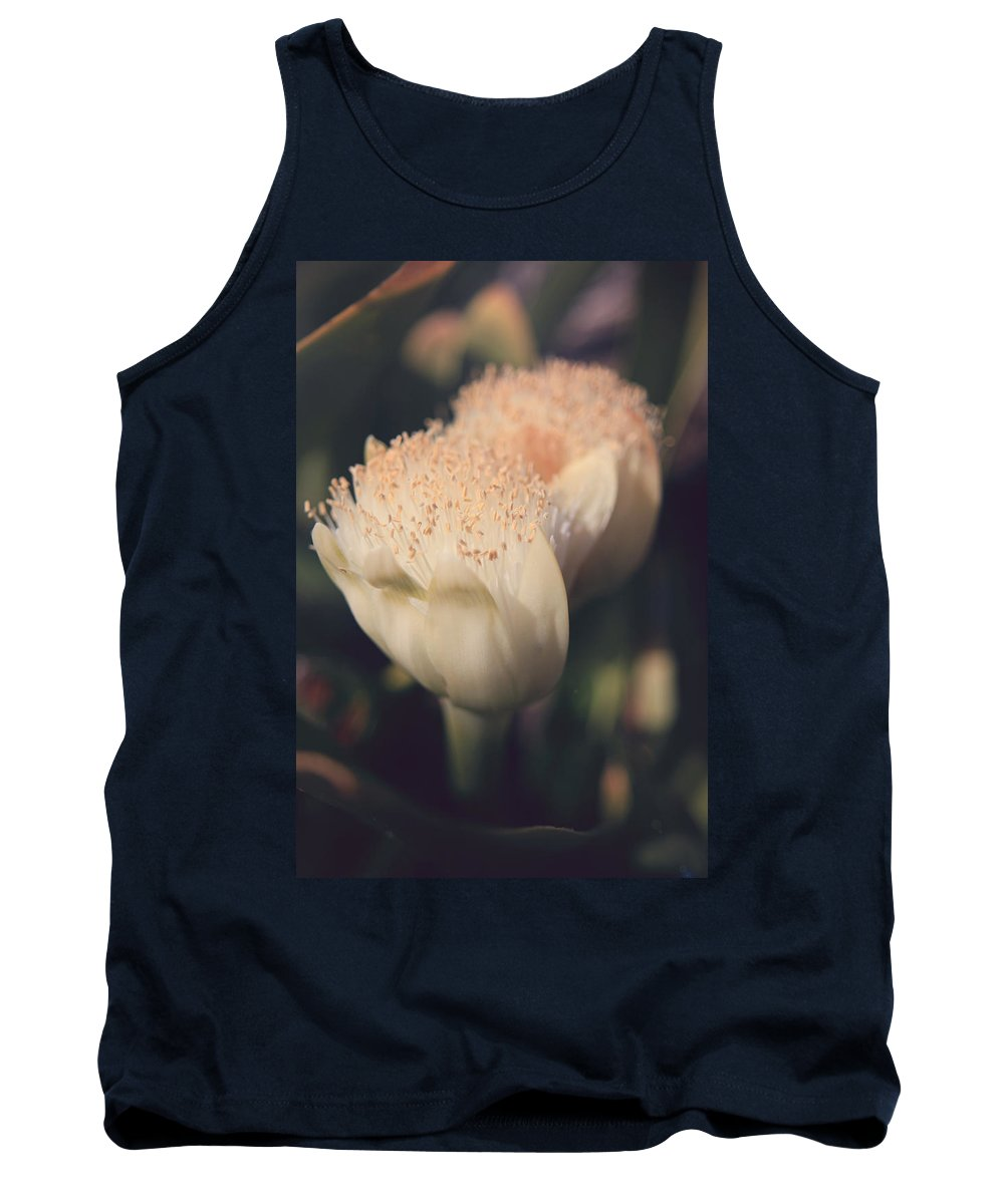 Flowers Tank Top featuring the photograph Smile Through The Pain by Laurie Search
