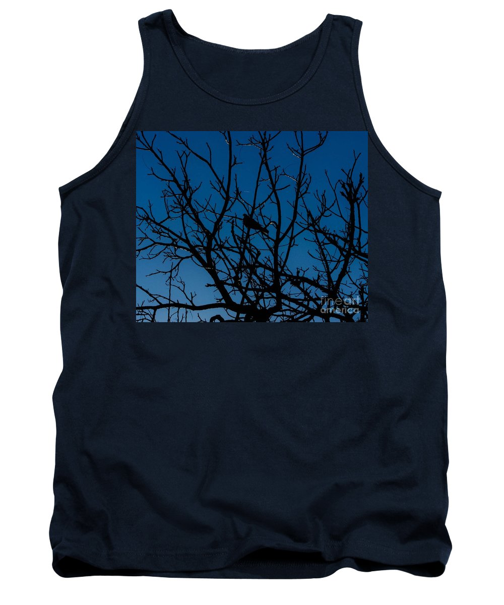 Doves Tank Top featuring the photograph Solitude In The Midst Of Chaos by Angela J Wright