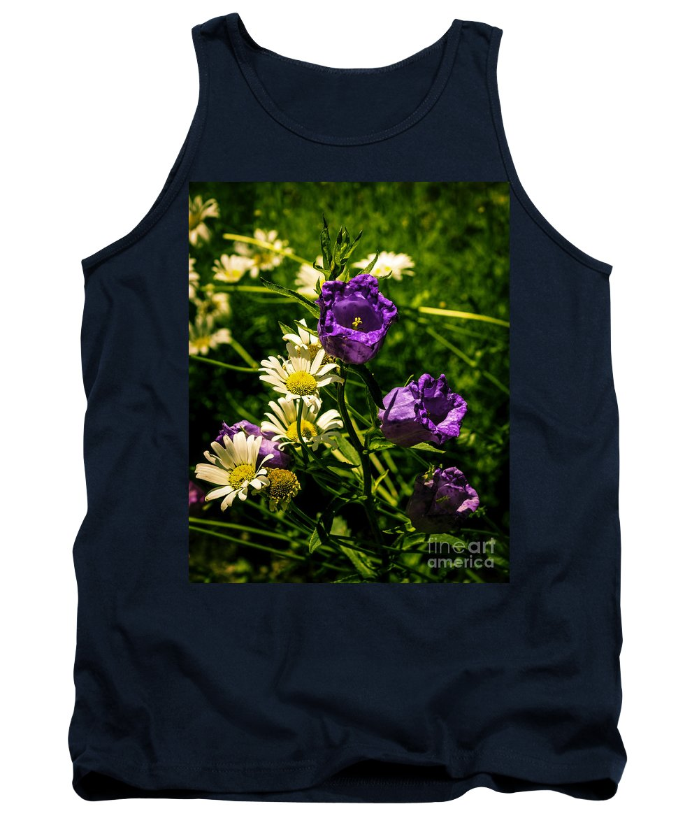 Art Tank Top featuring the photograph Summer Scents by Joe Geraci