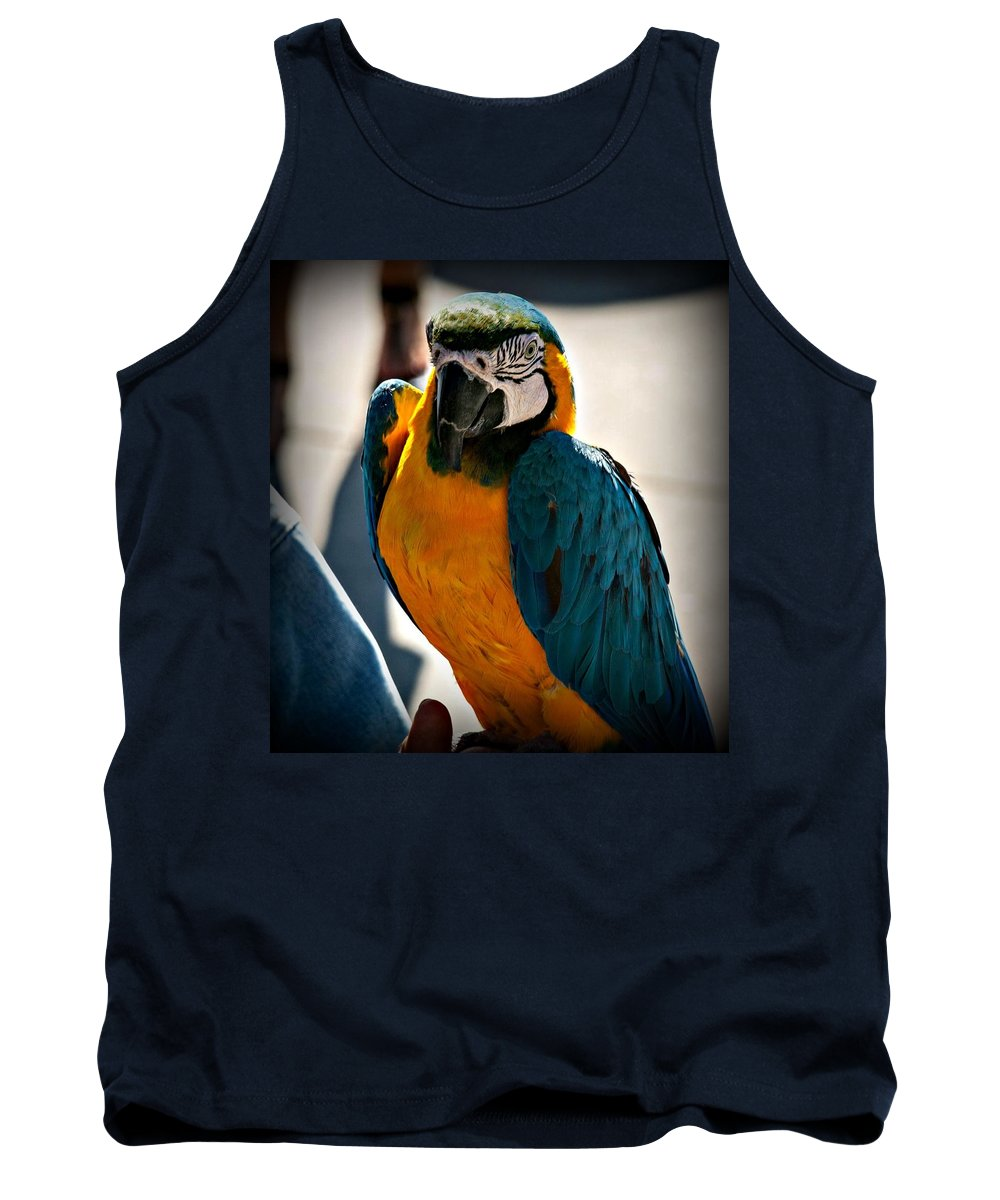 Bird Tank Top featuring the photograph The Bird by Cathy Smith