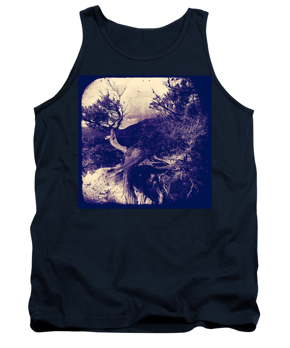 Landscapes Tank Top featuring the photograph Thirteen Ways by The Artist Project