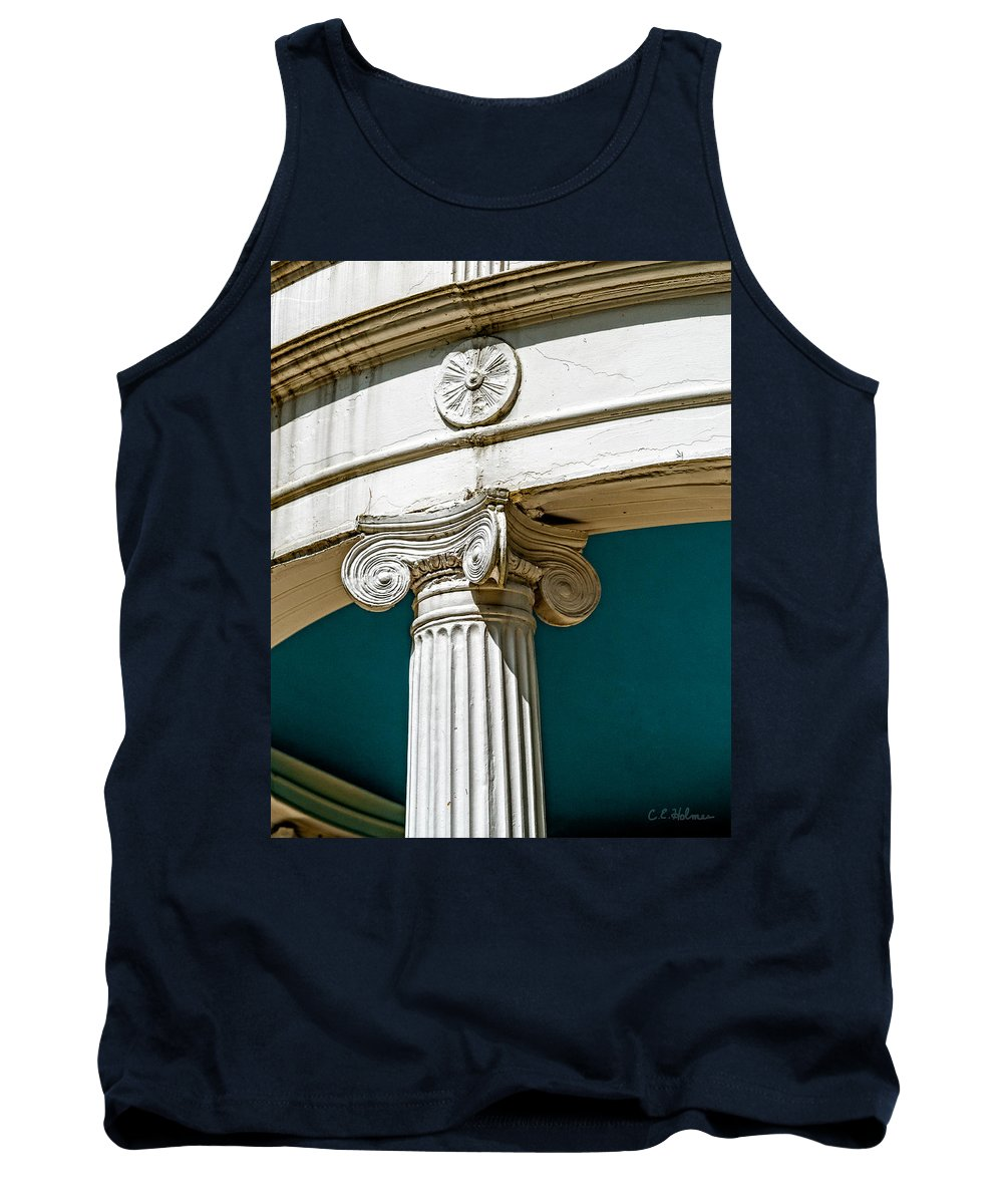 Christopher Holmes Photography Tank Top featuring the photograph 20120915-dsc09908 by Christopher Holmes