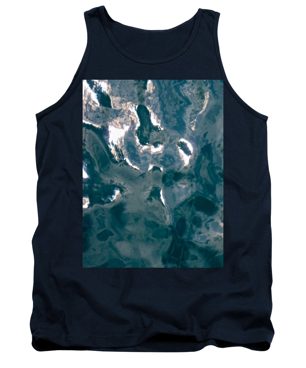 Lehtokukka Tank Top featuring the photograph Abstracts From Croatia by Jouko Lehto