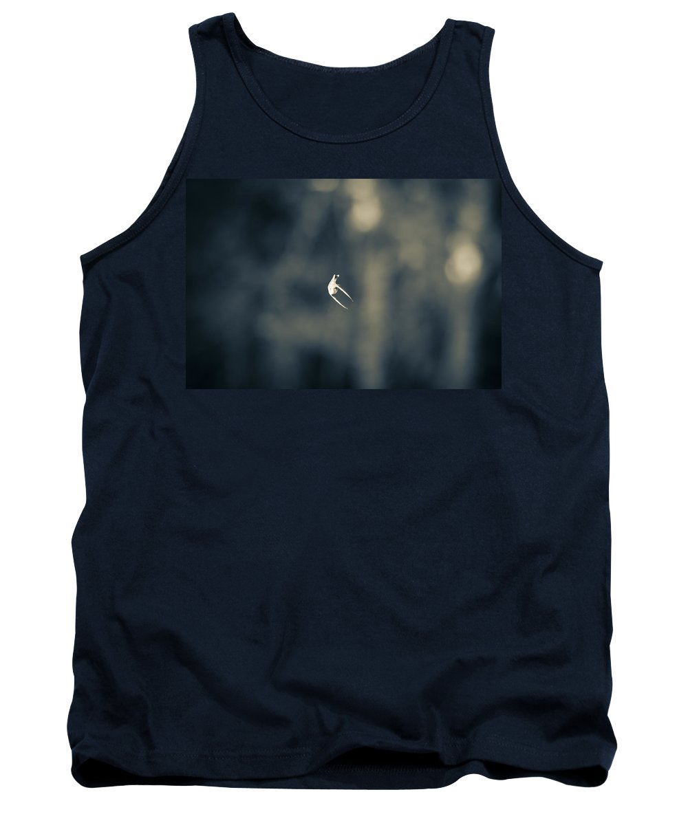 Hummer Tank Top featuring the photograph Arival by Kim Henderson