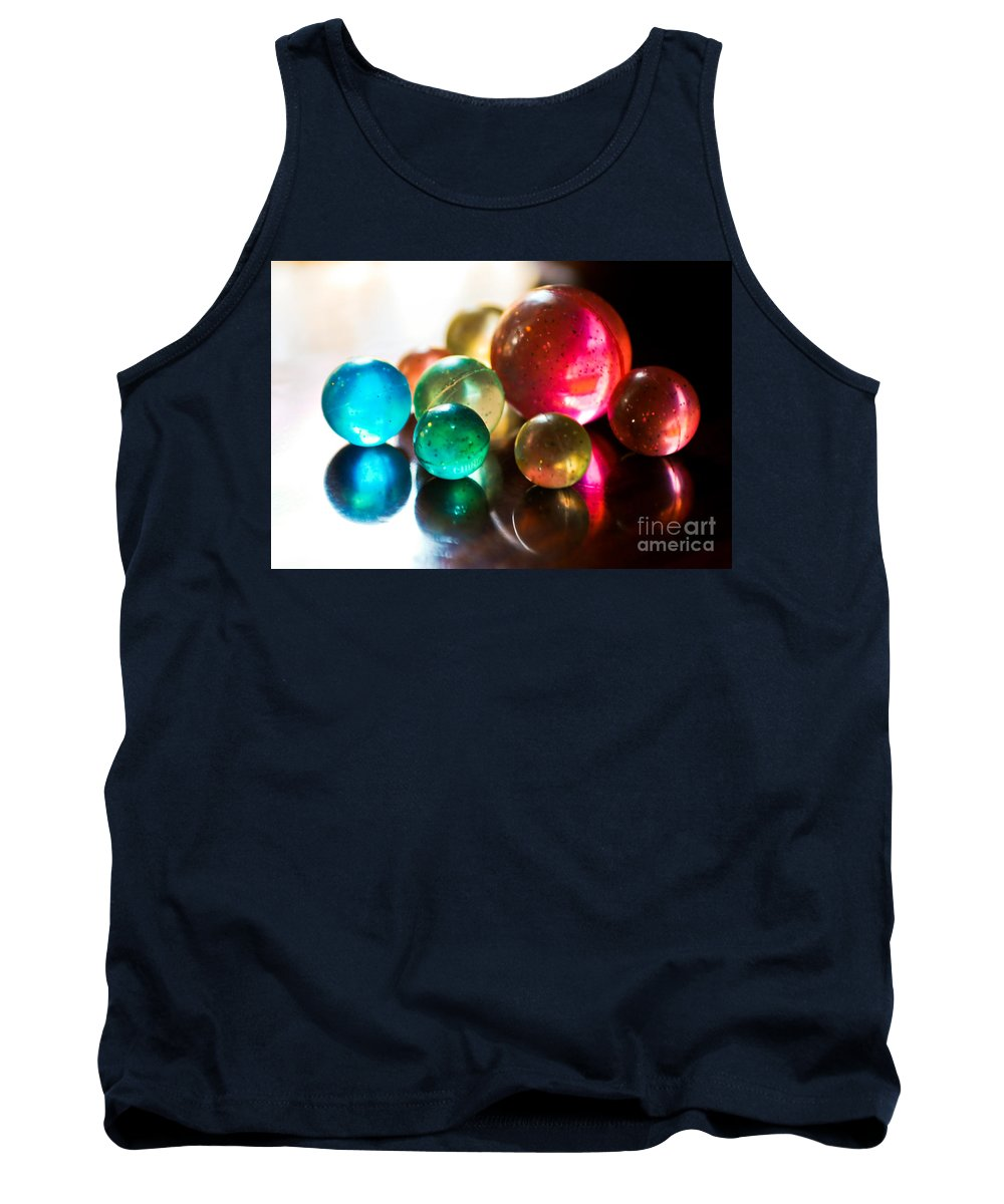 Colors.colorful Tank Top featuring the photograph Colors Of Life by Syed Aqueel