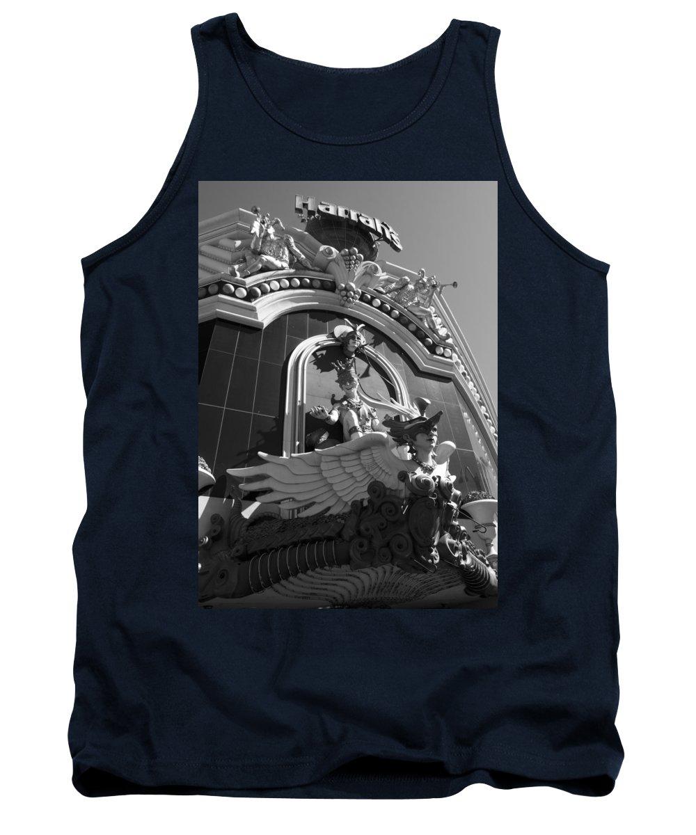 America Tank Top featuring the photograph Harrahs by Ricky Barnard