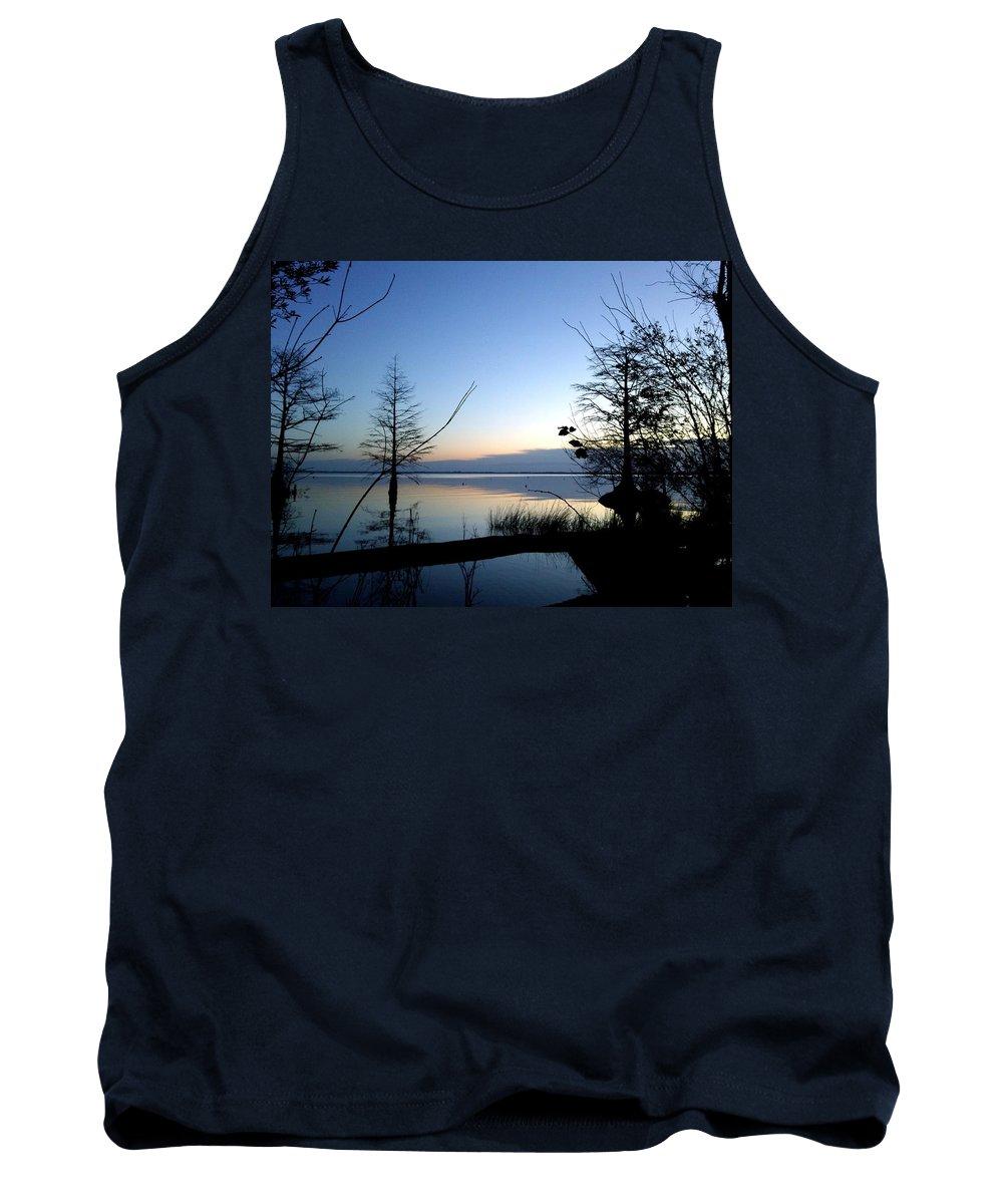 Sunrise Tank Top featuring the photograph Morning Serenity by Brett Winn