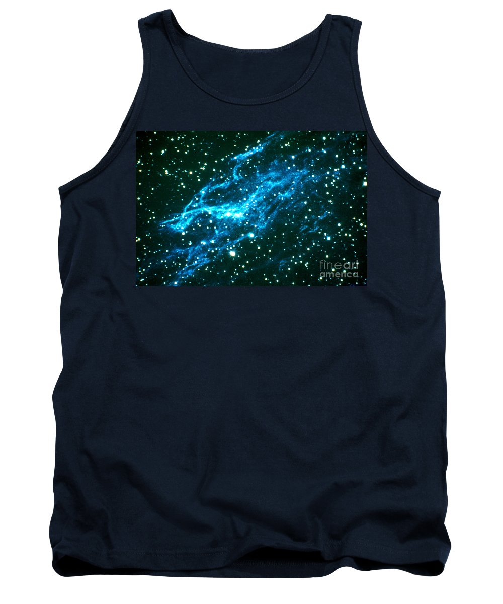 Astronomy Tank Top featuring the photograph Nebulae In Cygnus by Science Source