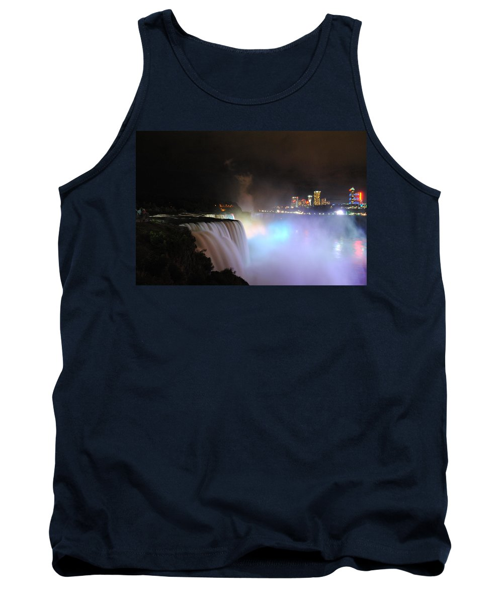 Tank Top featuring the photograph Quiet Thunder Nf by Michael Frank Jr