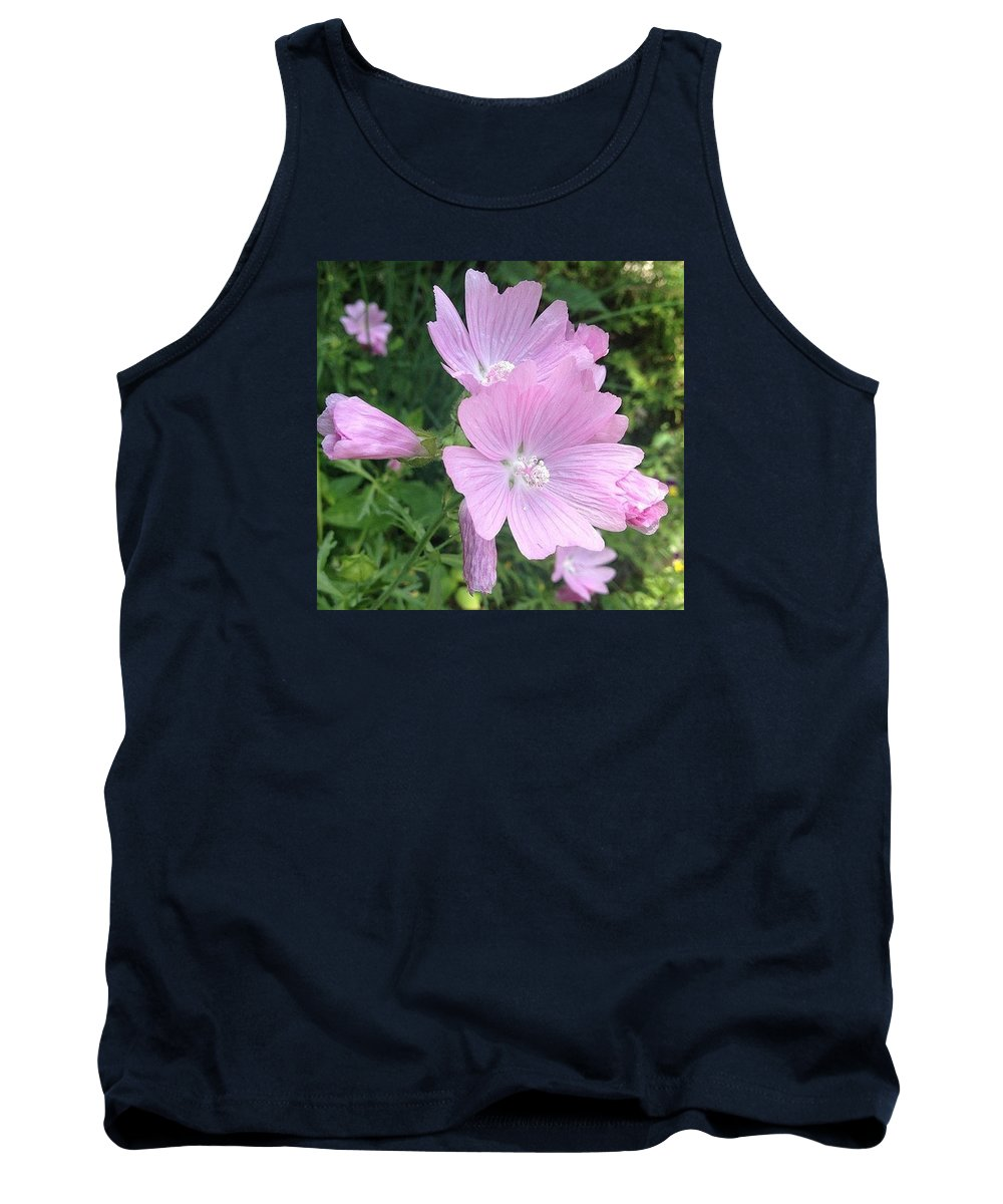 Flowers Tank Top featuring the photograph Scenery Photography by Kayla Biskup