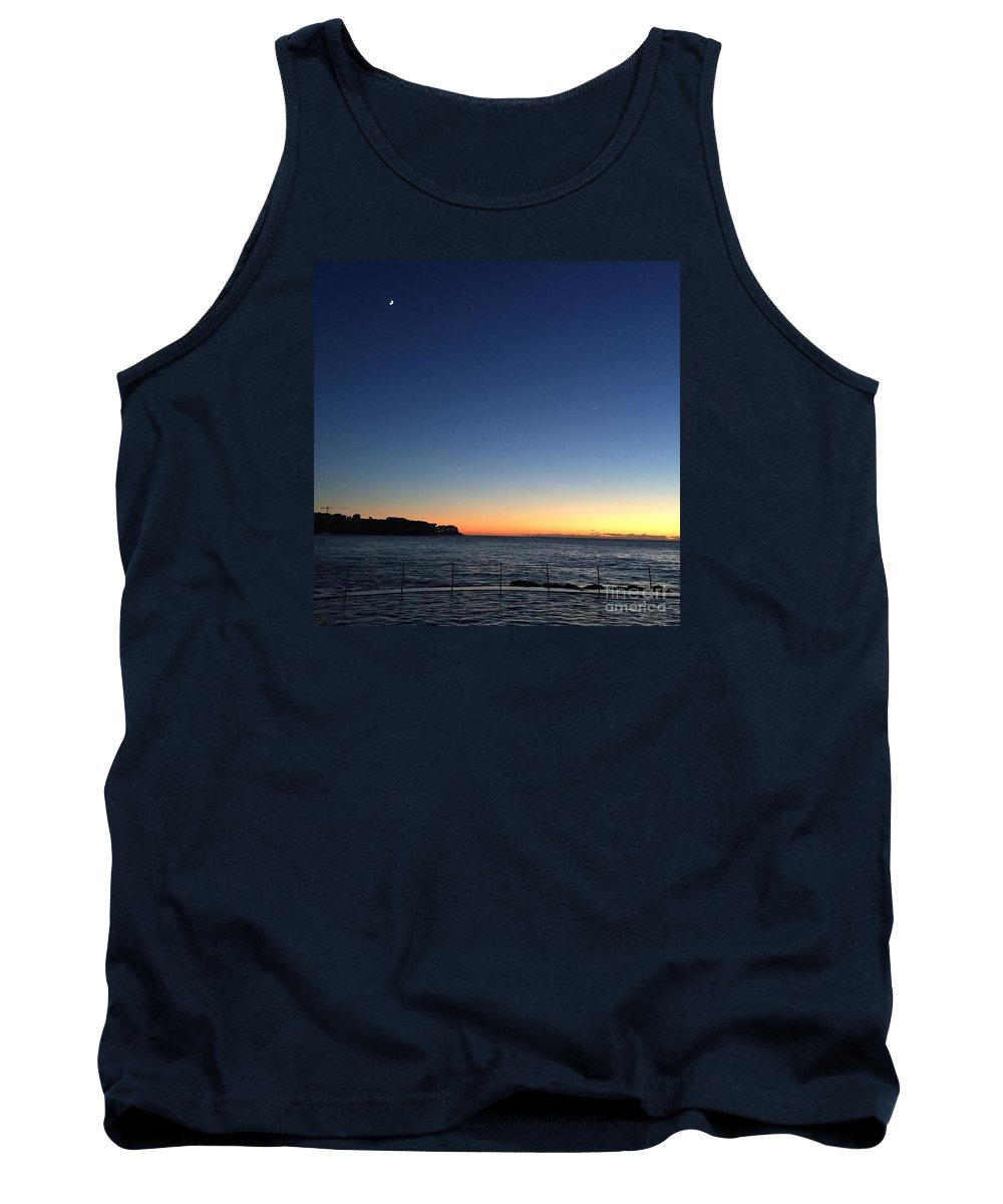 Australia Tank Top featuring the photograph Bronte Dawn by Jen Petrie