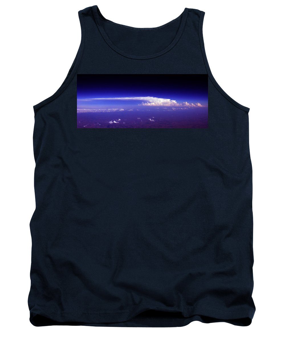 Aviation Art Tank Top featuring the photograph Cb1.655 by Strato ThreeSIXTYFive