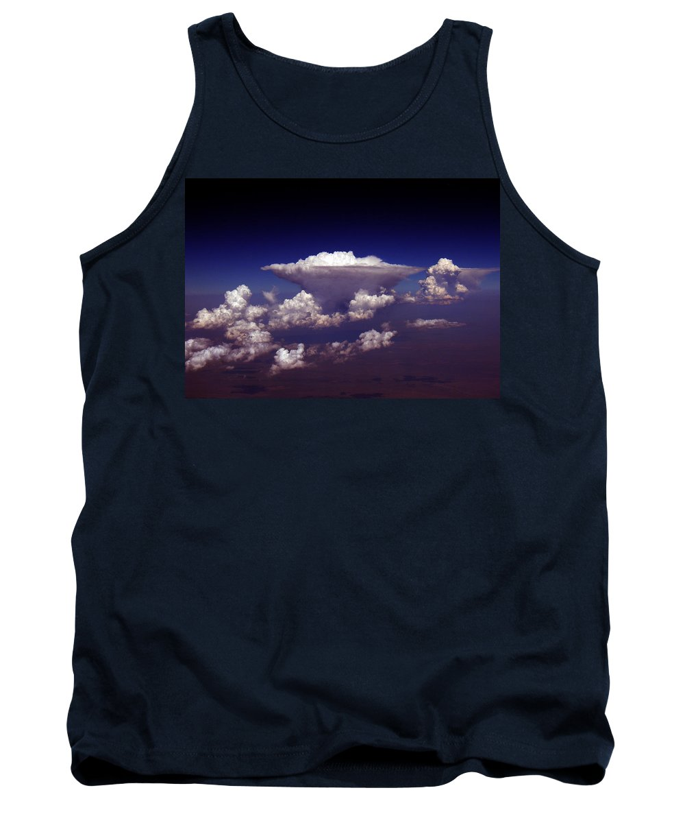 Aviation Art Tank Top featuring the photograph Cb2.98 by Strato ThreeSIXTYFive