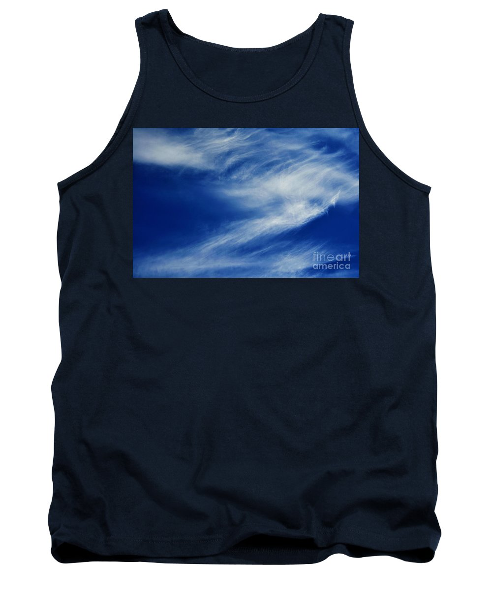 Clay Tank Top featuring the photograph Cloud Formations by Clayton Bruster