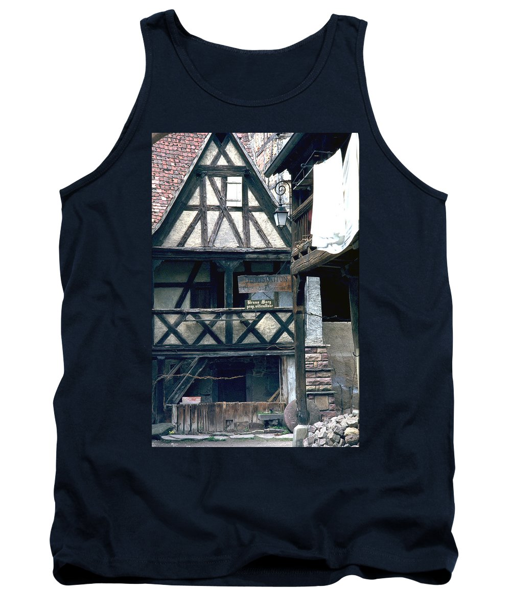 Colmar Tank Top featuring the photograph Colmar by Flavia Westerwelle