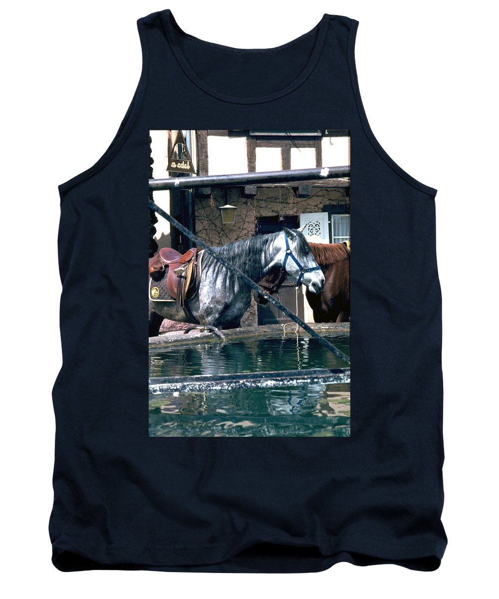 Colmar Tank Top featuring the photograph Colmar II by Flavia Westerwelle