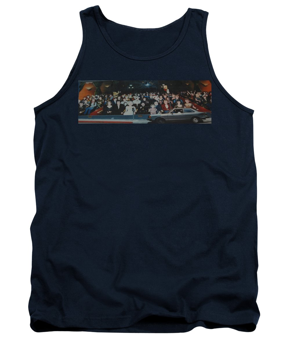 Movie Stars Tank Top featuring the photograph Dead Stars by Rob Hans
