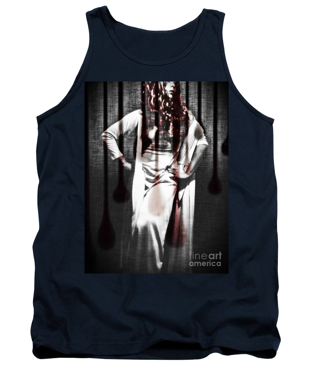 Tank Top featuring the photograph Drip by Jessica Shelton