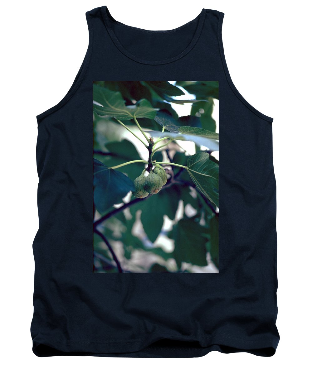 Fig Tank Top featuring the photograph Fig by Flavia Westerwelle
