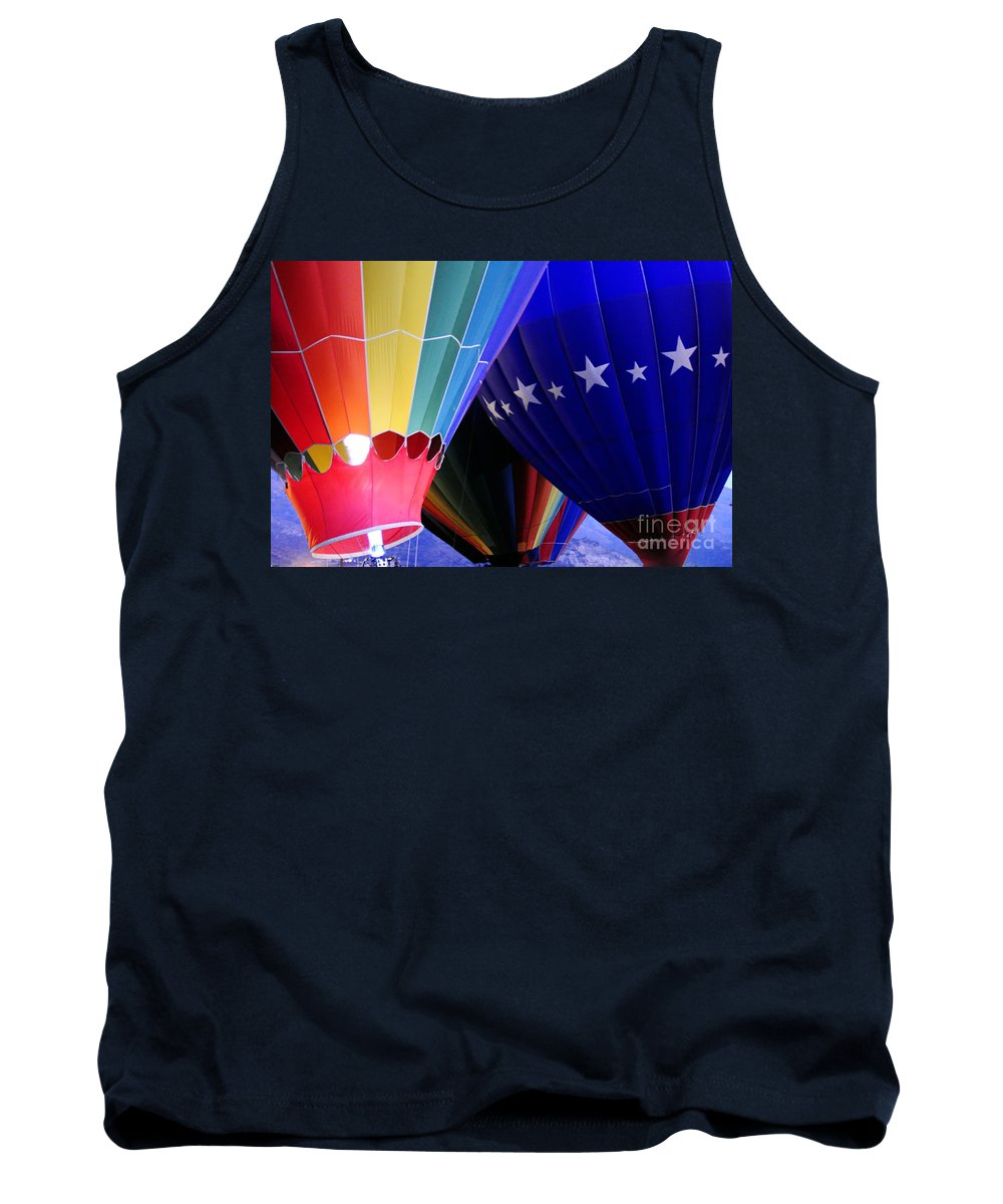 Clay Tank Top featuring the photograph Glowing by Clayton Bruster